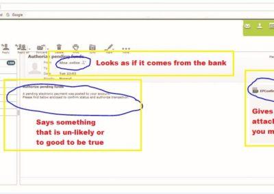 ABSA Scam mail 1